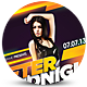 After Midnight Flyer  - GraphicRiver Item for Sale