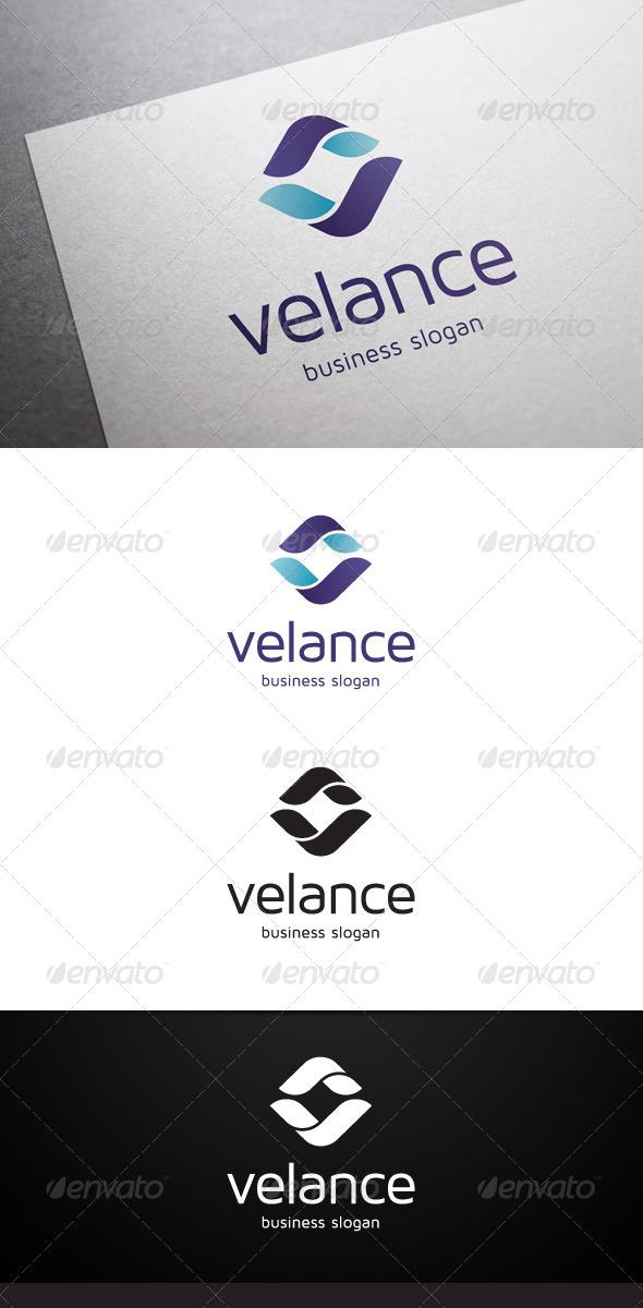 GraphicRiver Velance Logo 5452253