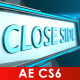 Close Side - VideoHive Item for Sale