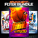 Sport Flyer Template Bundle - GraphicRiver Item for Sale