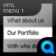 XML MENU v1.0 - ActiveDen Item for Sale