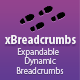 xBreadcrumbs - Dynamic & Expandable Navigation - CodeCanyon Item for Sale