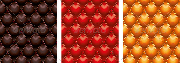 GraphicRiver Tufted Leather Seamless Texture 5460077