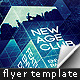 Club Complex Flyer Template - GraphicRiver Item for Sale