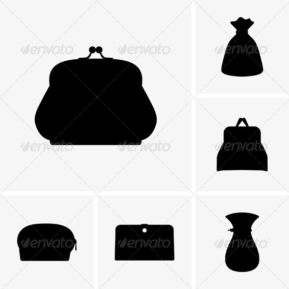 GraphicRiver Purses 5465147