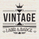 12 Vintage Label and Badge Shop Edition - GraphicRiver Item for Sale