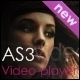AS3 Video Player - ActiveDen Item for Sale