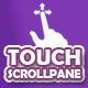 Touch ScrollPane - ActiveDen Item for Sale