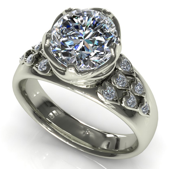 3DOcean CK Diamond Ring 009 5471447