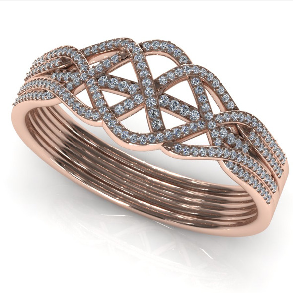 3DOcean CK Diamond Ring 012 5471522