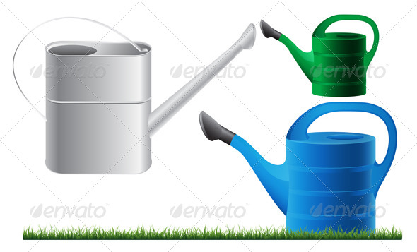 GraphicRiver Watering Tools 5474409