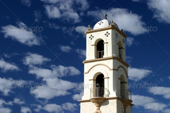 Ojai Tower - Stock Photo - Images