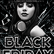 Black Friday Party Flyer - GraphicRiver Item for Sale