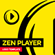 Zen Player Logo - GraphicRiver Item for Sale