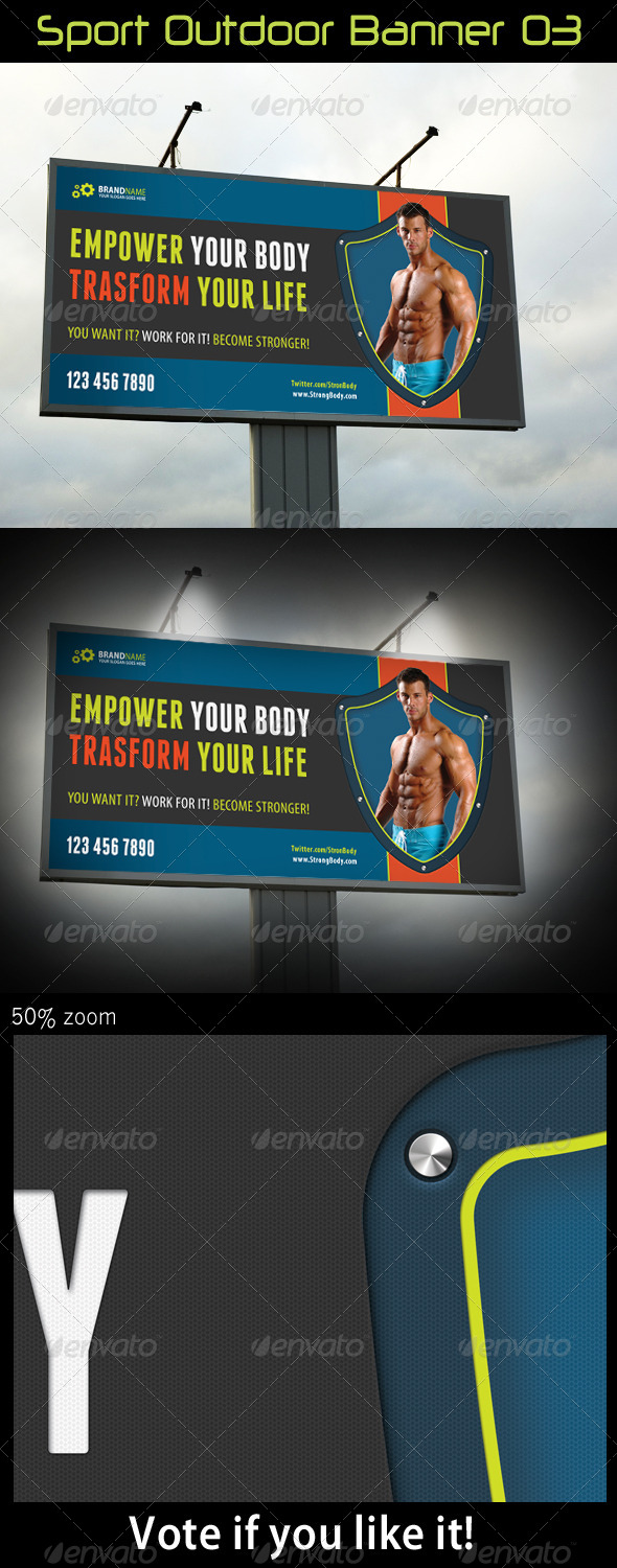 GraphicRiver Sport Outdoor Banner 03 5477559