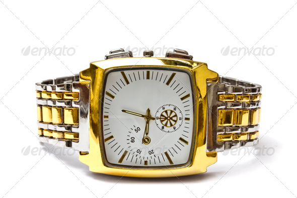 Fashion watch - Stock Photo - Images