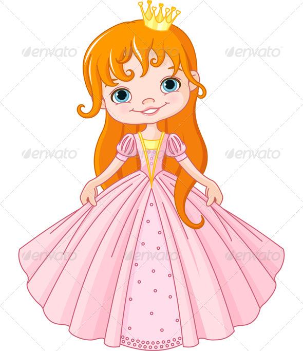 GraphicRiver Little Princess 5478400