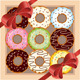 Donuts - GraphicRiver Item for Sale