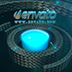 E3D Futuristic Rotation Station - VideoHive Item for Sale