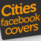 World Cities Facebook Timeline Covers  - GraphicRiver Item for Sale