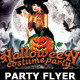 Halloween Party Flyer Template V3 - GraphicRiver Item for Sale