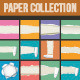 Paper Collection - GraphicRiver Item for Sale