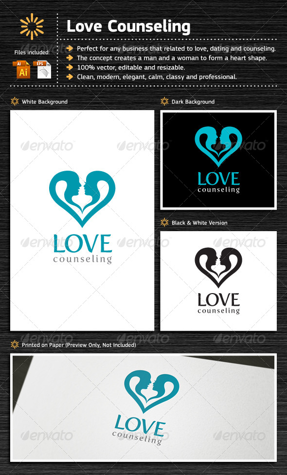 GraphicRiver Love Counseling 5487707