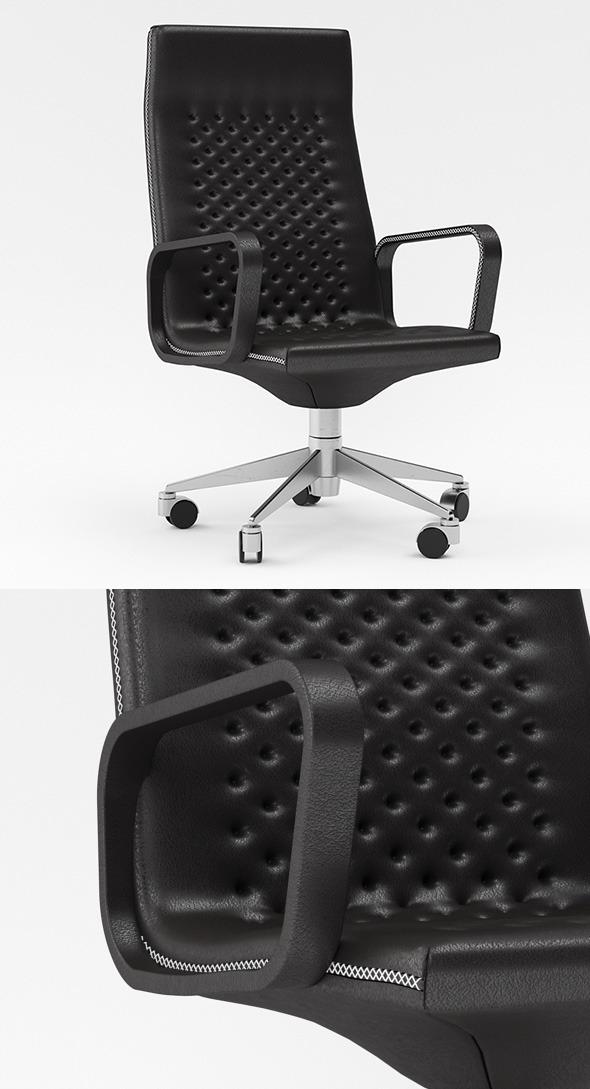 3DOcean Chair of Desede RH305 3D model 5488320