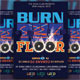 Burn The Floor Party Flyer - GraphicRiver Item for Sale