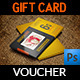 Gift / Voucher Card Vol 2 - GraphicRiver Item for Sale