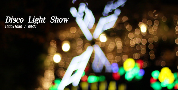 VideoHive Disco Light Show 5489703