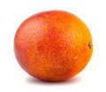 Single blood ripe red orange fruit - PhotoDune Item for Sale