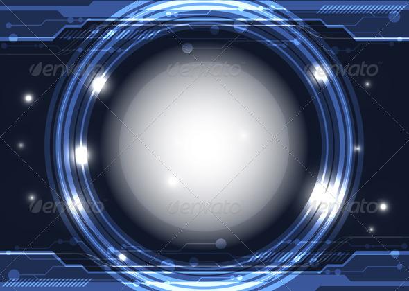GraphicRiver Modern Frame Technology 5491240
