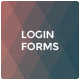 Login Forms - GraphicRiver Item for Sale