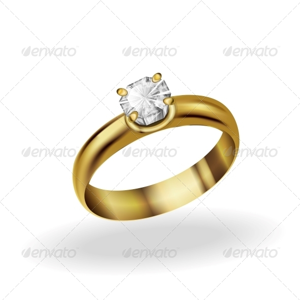 GraphicRiver Gold Ring 5498781