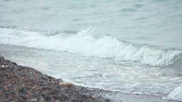 VideoHive Sea Wave on Beach 8 5499702