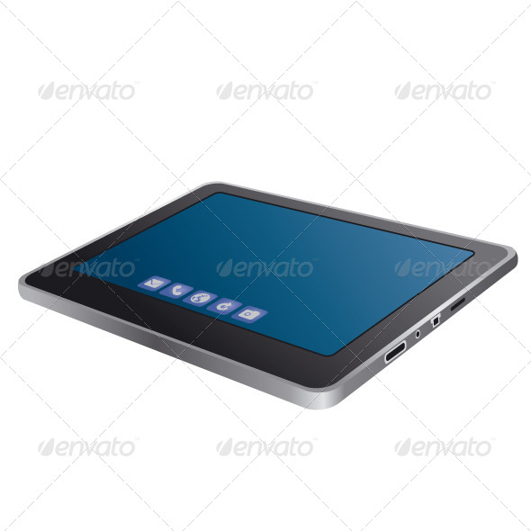 GraphicRiver Tablet PC 5500822