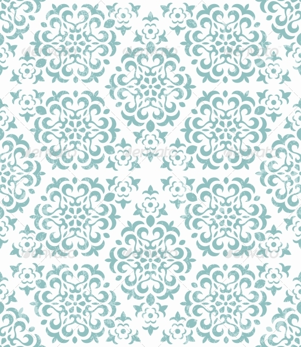 GraphicRiver Ornate Geometric Wallpaper 5501408