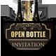 Classy Open Bottle Invitati-Graphicriver中文最全的素材分享平台
