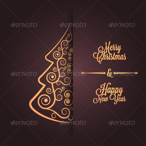 GraphicRiver Merry Christmas and Happy New Year 5503240