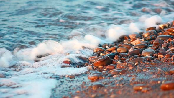 VideoHive Sea Wave on Beach 2 5503676