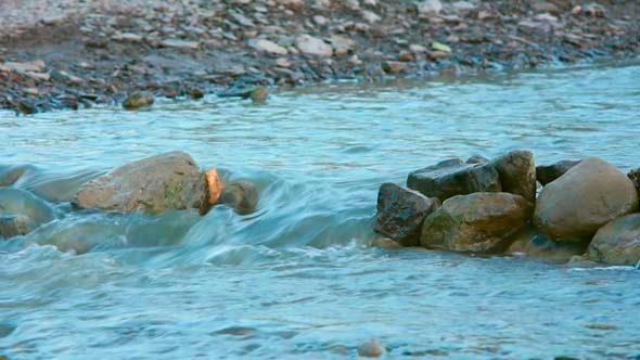 VideoHive Smal Mountain River 1 5503944