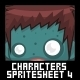 Characters Spritesheet 4 - GraphicRiver Item for Sale