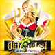 Oktoberfest / Beer Festival Flyer / Poster - GraphicRiver Item for Sale