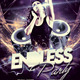 Endless Party Flyer - GraphicRiver Item for Sale