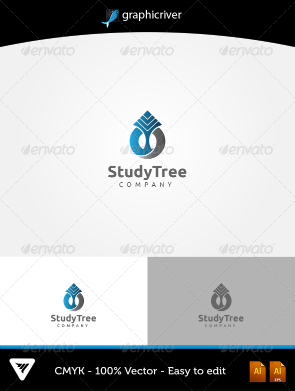 GraphicRiver StudyTree 5508445