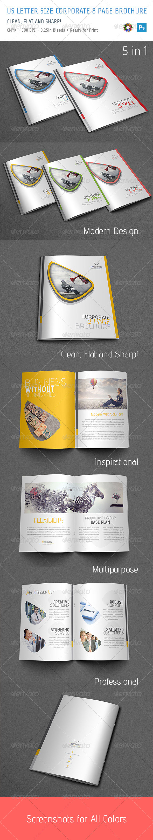 GraphicRiver Brochure 5510226