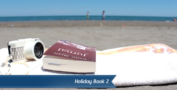VideoHive Holiday Book 2 5512110
