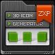 SmartIcon - 3D Icon Generat-Graphicriver中文最全的素材分享平台