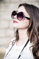 Girl in Sunglasses - PhotoDune Item for Sale